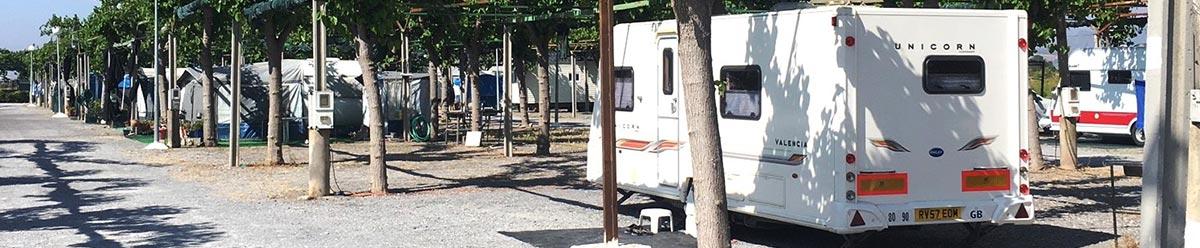 Contacta con el Camping los Naranjos de Moncofa